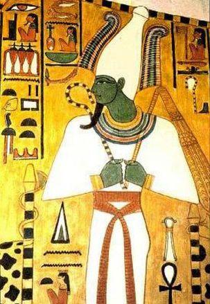 Osiris-tomb-of-Nefertari