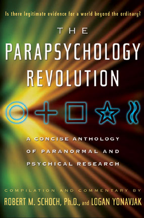 parapsychologycover