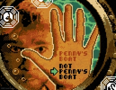Not Penny's Boat