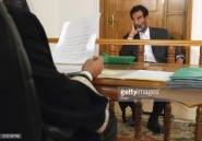 S Addam Hu ssein HeaRs chaRges REAd in IRAqi CouRt