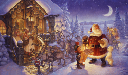 Santa_North_Pole