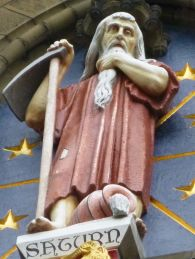 SatuRn God of Time