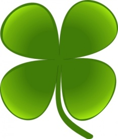 shamRock-for-maRch-clip-aRt