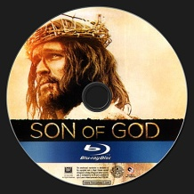 Son of God (2014) BLuRay LabeL