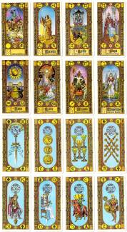 staiRs-of-goLd-TaRot caRds