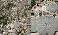 StPetersSquare-GoogleEarth