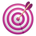 Vector-Arrow-Bullseye-Target-Prev1-by-DragonArt