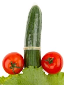 vegetables-in-phallic-shape
